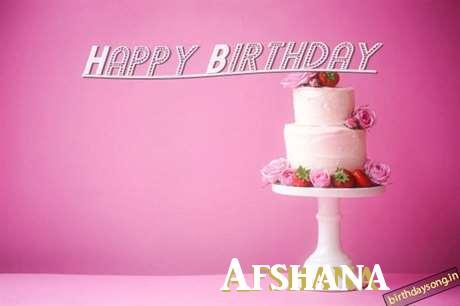 Afshana Cakes