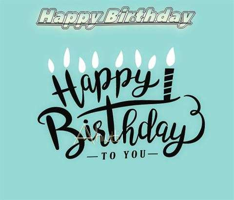 Happy Birthday Ahuti