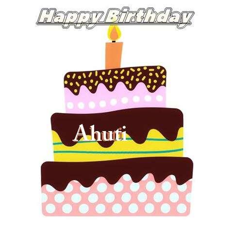 Ahuti Birthday Celebration