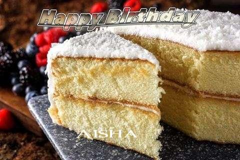 Birthday Images for Aisha