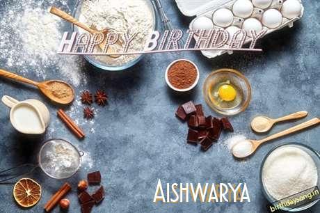 Birthday Wishes with Images of Aishwarya