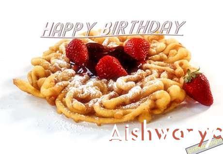 Happy Birthday Wishes for Aishwarya