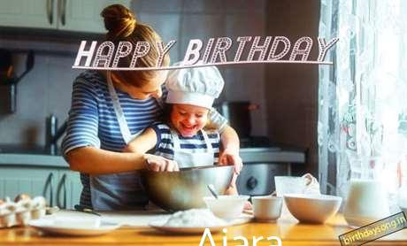 Happy Birthday Wishes for Ajara