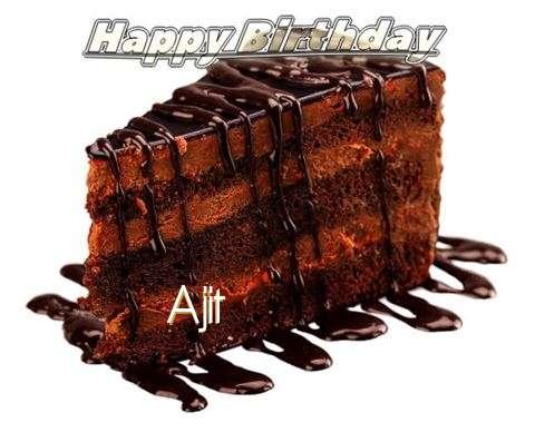 Happy Birthday to You Ajit