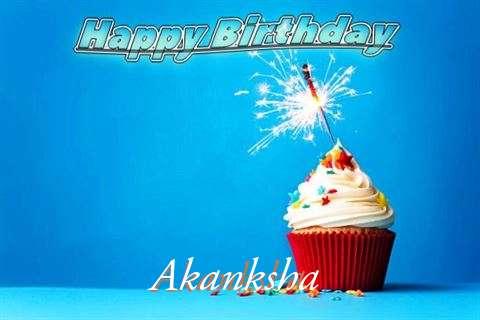 Happy Birthday to You Akanksha