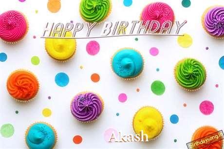 Akash Cakes