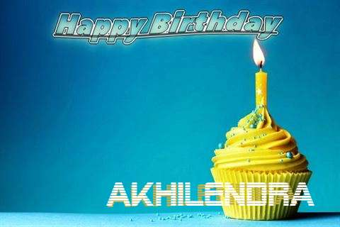 Birthday Images for Akhilendra