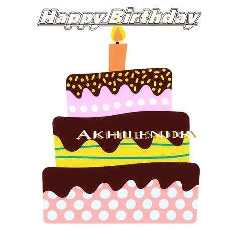 Akhilendra Birthday Celebration