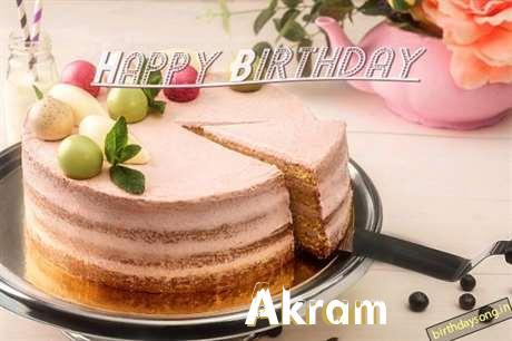 Akram Cakes