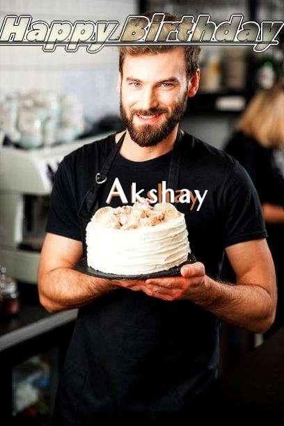Wish Akshay