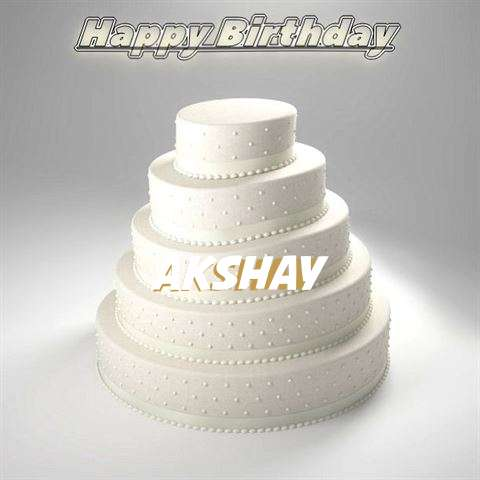 Akshay Cakes