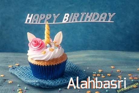 Happy Birthday Alahbasri