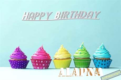 Birthday Images for Alapna