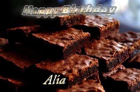 Birthday Images for Alia