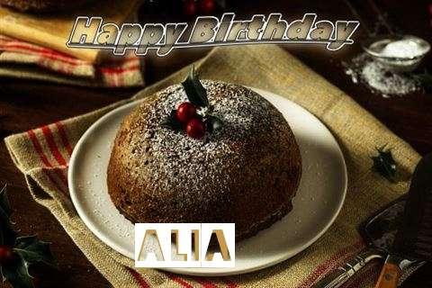 Wish Alia