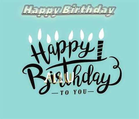 Happy Birthday Allu