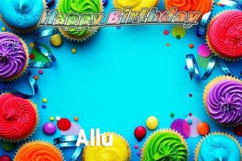 Allu Cakes