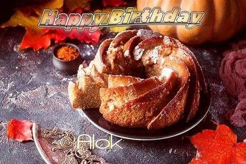 Happy Birthday Alok