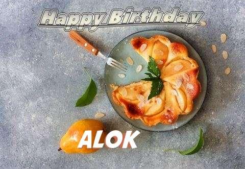 Alok Cakes