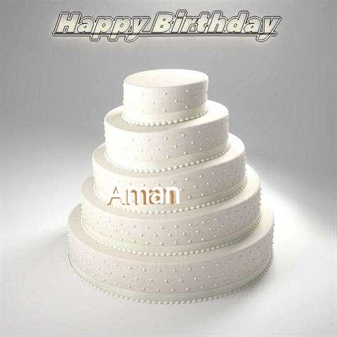 Aman Cakes