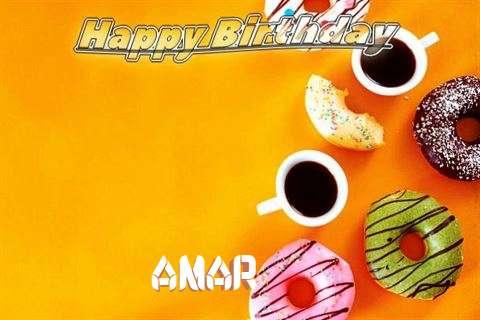 Happy Birthday Amar