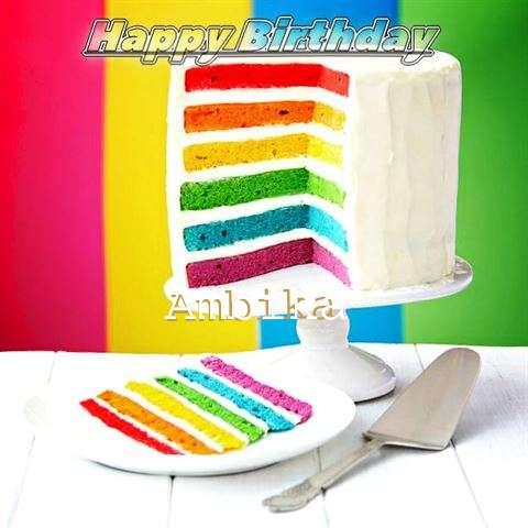 Ambika Birthday Celebration