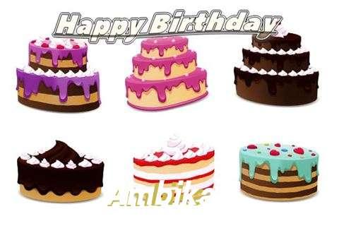 Ambika Cakes