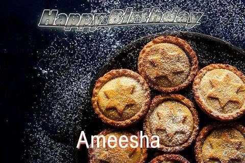 Happy Birthday Wishes for Ameesha