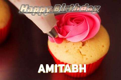 Happy Birthday Wishes for Amitabh