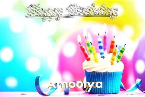 Happy Birthday Amoolya