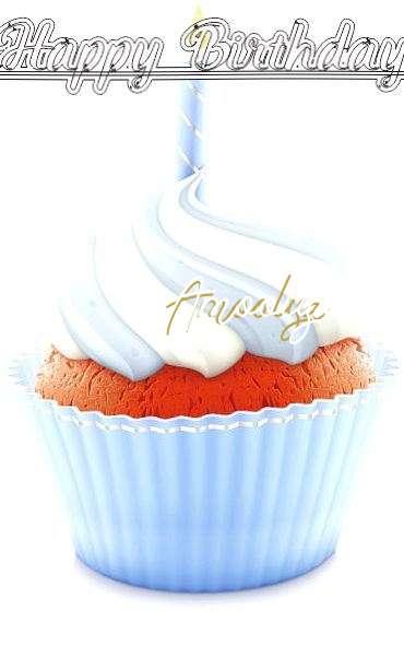 Happy Birthday Wishes for Amoolya