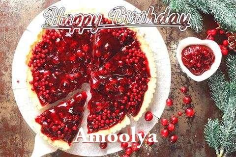 Wish Amoolya