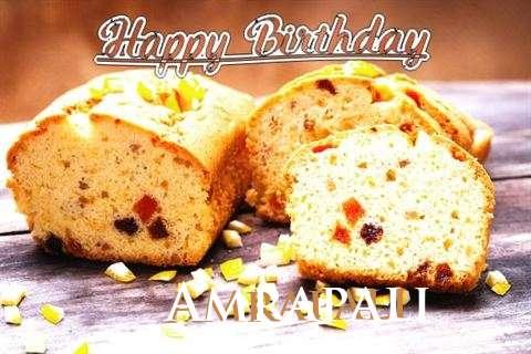 Birthday Images for Amrapali