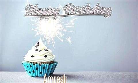 Happy Birthday to You Amresh
