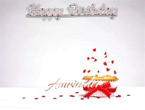 Happy Birthday Amrinder