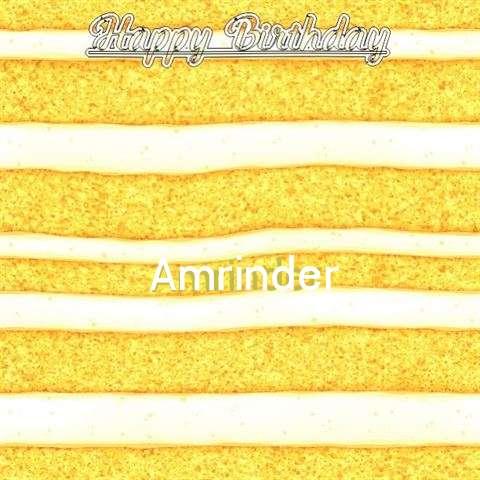Amrinder Birthday Celebration