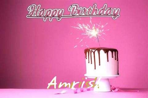 Birthday Images for Amrish
