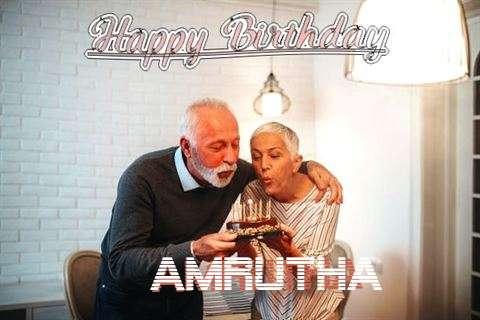 Amrutha Birthday Celebration