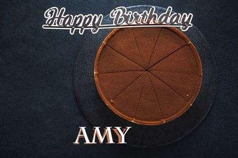 Happy Birthday to You Amy