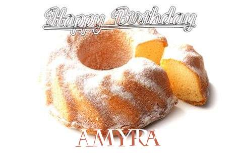 Happy Birthday to You Amyra