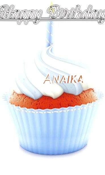 Happy Birthday Wishes for Anaika