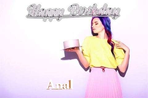 Anal Birthday Celebration