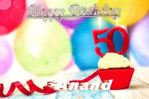 Anand Birthday Celebration