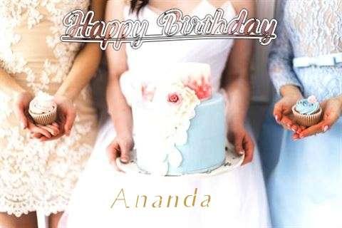 Ananda Cakes