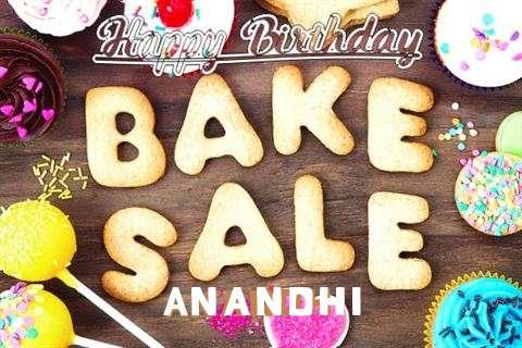 Happy Birthday Anandhi