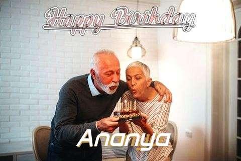 Ananya Birthday Celebration