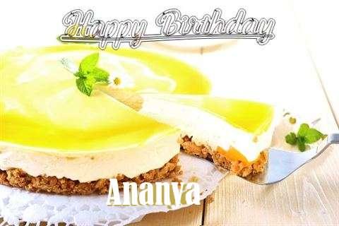 Wish Ananya