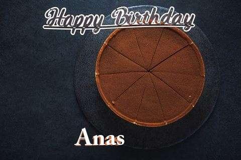 Happy Birthday to You Anas