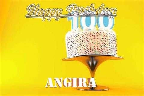 Happy Birthday Wishes for Angira