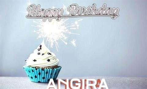 Happy Birthday to You Angira